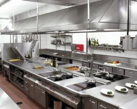 Hệ thống bếp Nhà Hàng