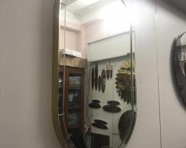 Khung gương inox làm theo yêu cầu