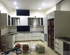Tủ bếp Inox Gia đình 10