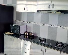 Tủ bếp Inox Gia đình 4
