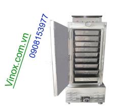 Tủ hấp cơm 30kg dùng gas
