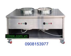 Tủ Inox hâm nóng cơm canh